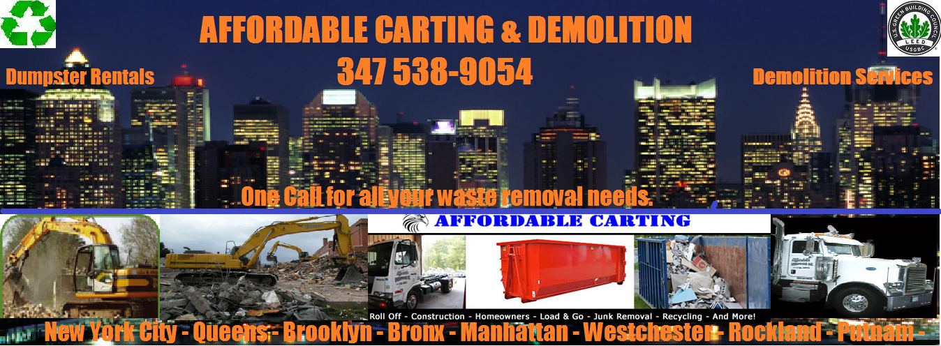Rent Trash Bins In New York Ny Dumpsters